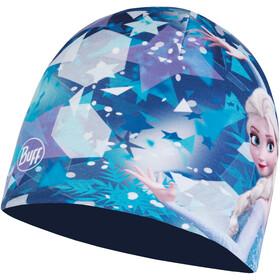 Buff Licenses Frozen Bonnet en microfibre et polaire Enfant, elsa blue